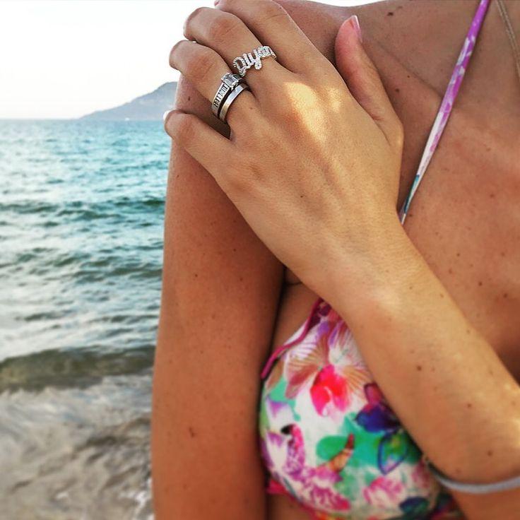 🎶 C'est l'amour à la plage, ahouuuu chachacha 🎶 Déclarer votre amour en offrant une bague d'exception. Balade bucolique d'une maman gâtée ❤️