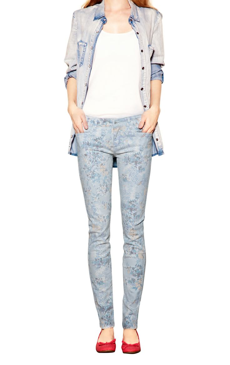 #MeFascinaRipley Jeans Estampados Index