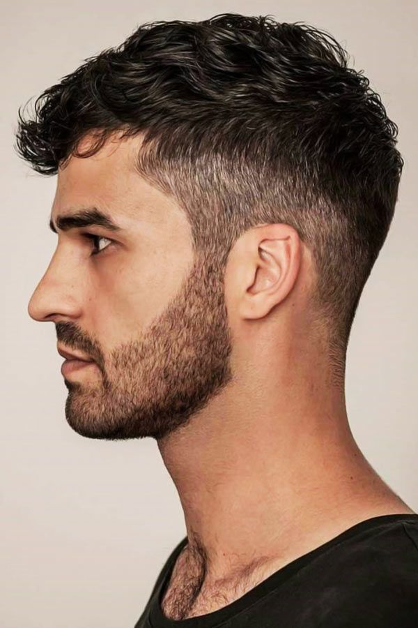 Drop Fade Hairstyle Agenda For Every Hair Length And Type Wavy