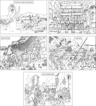 The 25+ best Battle of jericho ideas on Pinterest | Joshua jericho ...