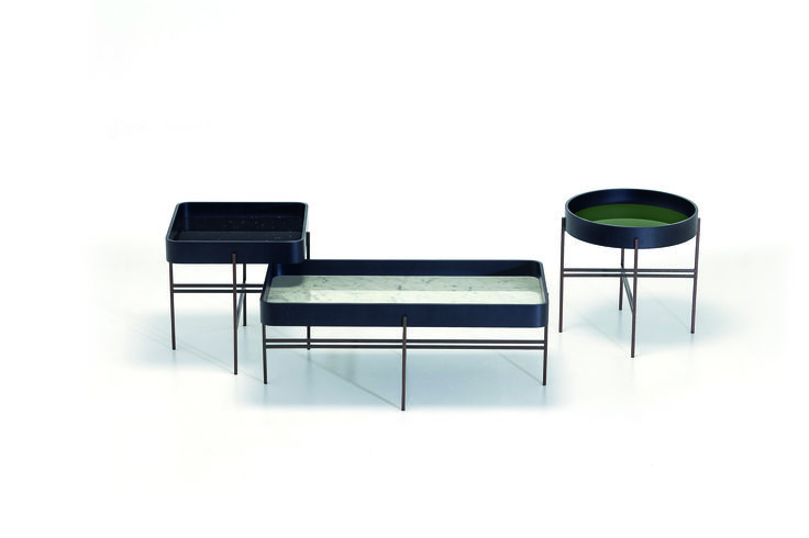 Potocco | TRAY Collection Coffee Tables
