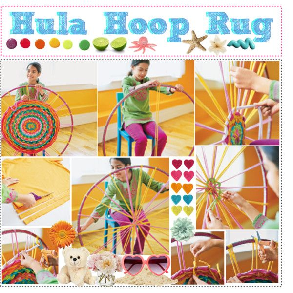 17 Best Images About Hula Hoop Crafts On Pinterest