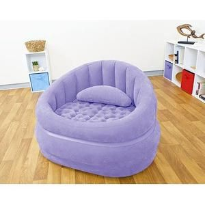 Intex Cafe Inflatable Chair, Purple