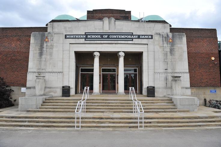 Northern School of Contemporary Dance in Leeds