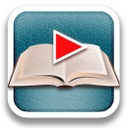 """Friday Find: iPod/iPhone/iPad """"Book on Tape"""" Audio Books for Kids app (great for reluctant readers!)"""