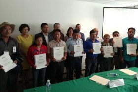 Municipio de Río Hondo obtiene tercer lugar en Premio Nacional de Contraloría Social 2017