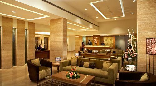 bangalore finest luxury business hotel