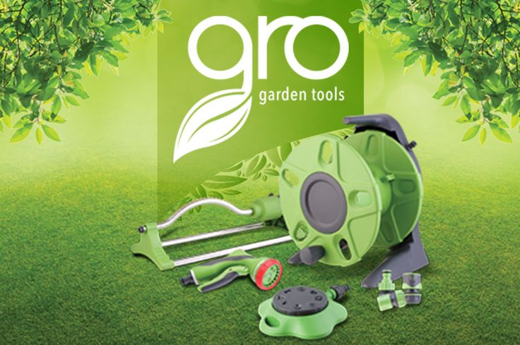For all of our garden lovers, Mica Hardware is proud to be able to offer the GRO Garden Tools Product Range that is comprehensively made up of durable, effective and affordable products help you bring your garden to life. #Garden #Sprinklers #MakeitwithMica #DIY