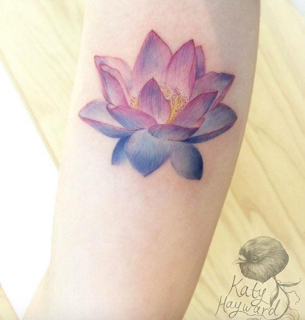 1000 ideas about violet flower tattoos on pinterest. Black Bedroom Furniture Sets. Home Design Ideas
