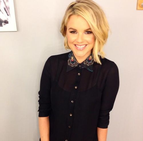 Ali Fedotowsky's HAIR CUT..as soon as mine grows alittle.....