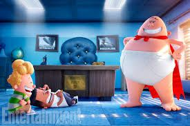 Watch..! Captain Underpants The First Epic Movie (2017)--Full HD O.nline Movie ~! Free [Stream]...Putlocker