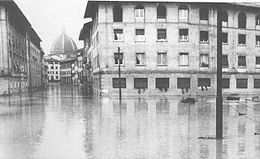 Flood of #Florence, 1966