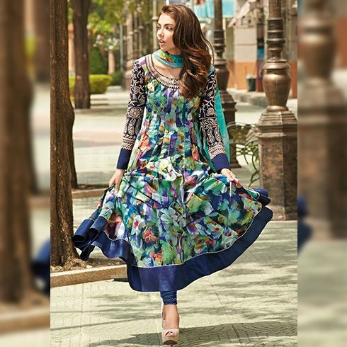 Interesting Facts That Are Really Surprising About Ethnic Anarkali Suits | Fashion Tips - Indiarush