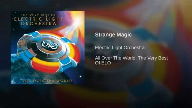 "ELO ""Strange Magic"""