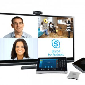 Skype For Business with StarLeaf video conferencing. Find out about interoperability with H.323 systems and Skype plus how Microsoft Surface Hub or the SMART room system can support Skype for Business video conferencing