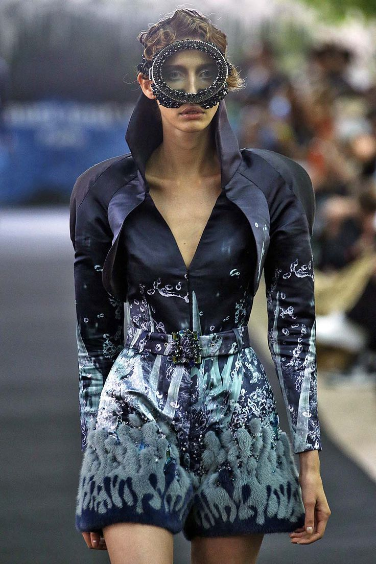 A Kopenhagen Fur design collaboration with On Aura Tout Vu, Paris