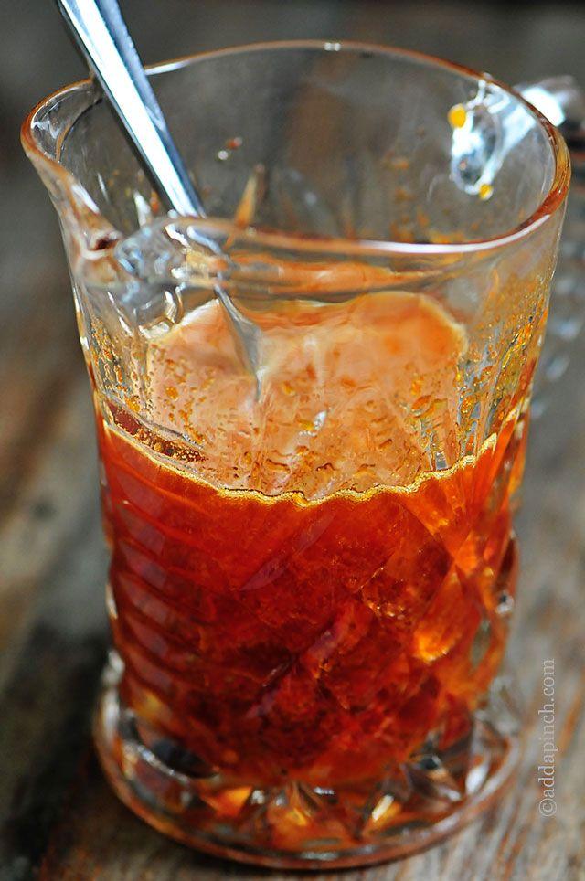Sundried Tomato Vinaigrette Recipe from @addapinch | Robyn Stone