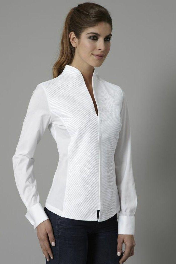 business hemden in weiß