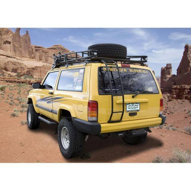 Gobi Jeep Cherokee XJ Ladder - Trail Duty