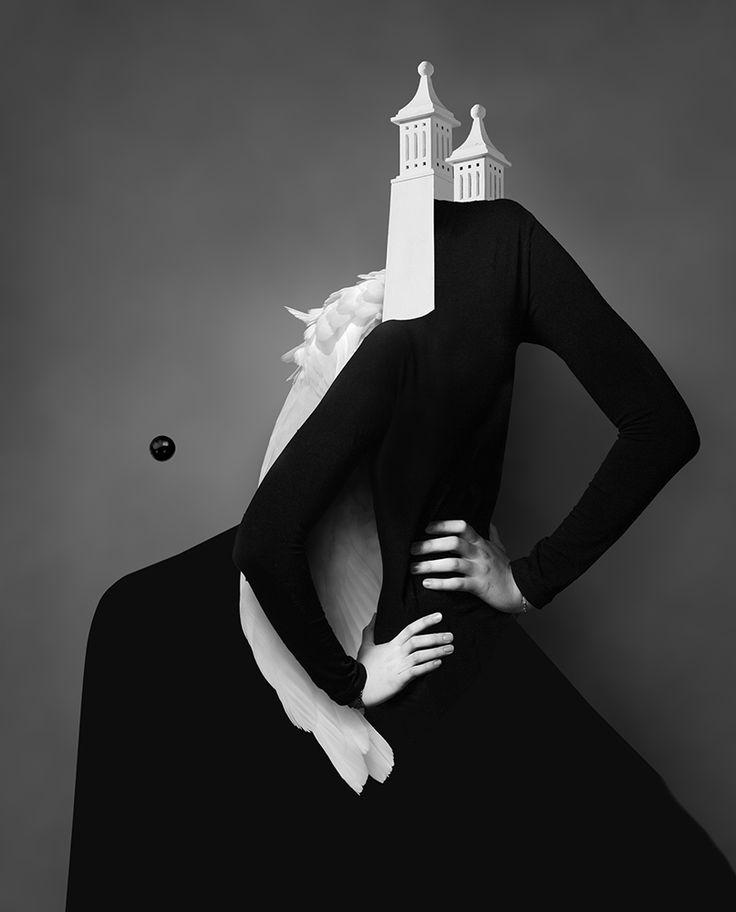 Art. collage. For Example: Jorg Karg