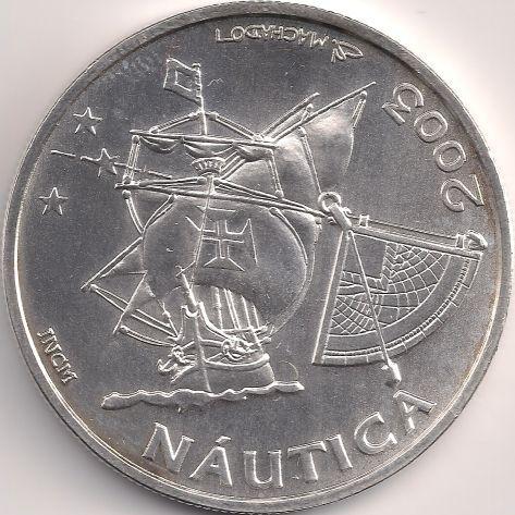 Motivseite: Münze-Europa-Südeuropa-Portugal-Euro-10.00-2003