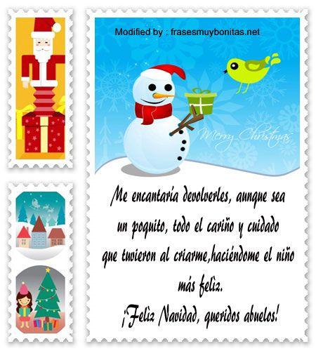 versos para enviar en Navidad,enviar de mensajes de Navidad por whatsapp a mi enamorada:  http://www.frasesmuybonitas.net/frases-tiernas-de-navidad-para-mis-abuelos/