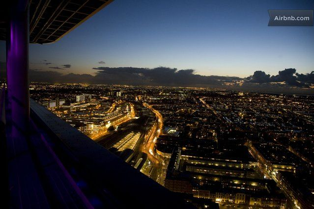 Amazing Apartment on 39th floor in The Hague