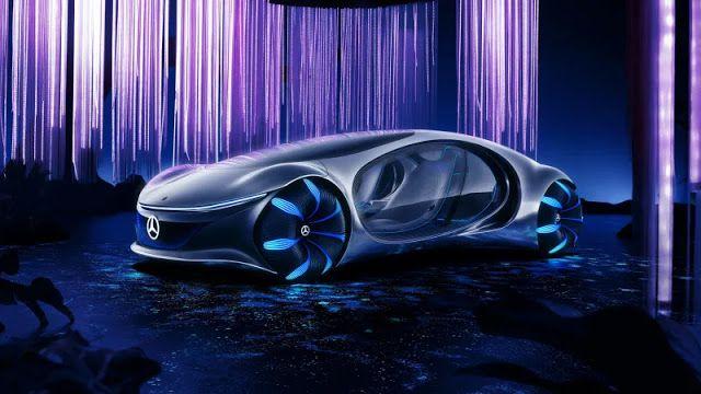 Ces 2020 Mercedes Benz Unveils Vision Avtr Autonomous Concept Car In 2020 Future Concept Cars Mercedes Concept Concept Cars