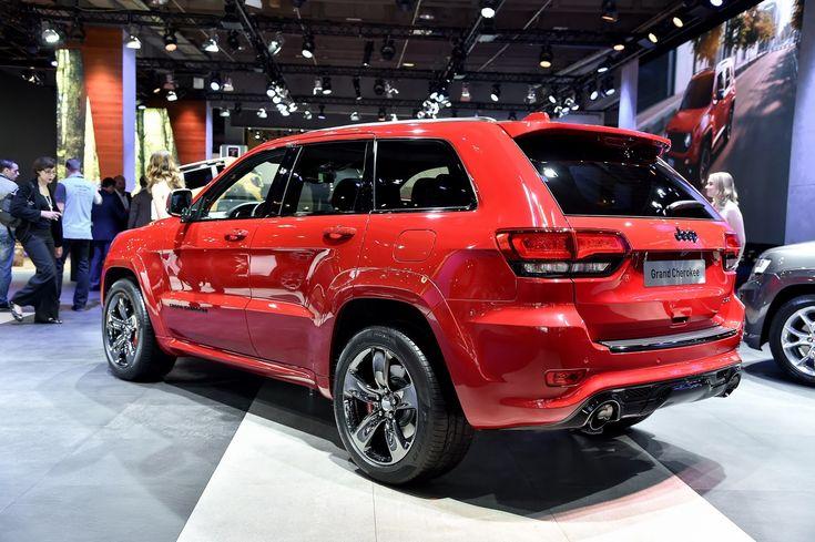 "Chrysler Trademarks ""TrackHawk"", Spurs Crazy Rumor for Jeep Grand Cherokee Hellcat"