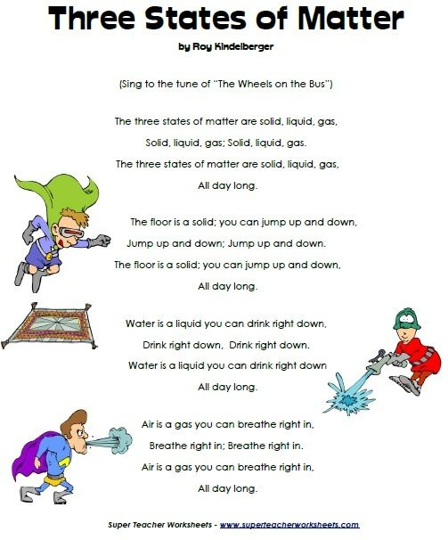 matter poems and songs - Google Search