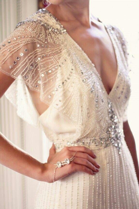 #Weddingdress / 20's inspiration
