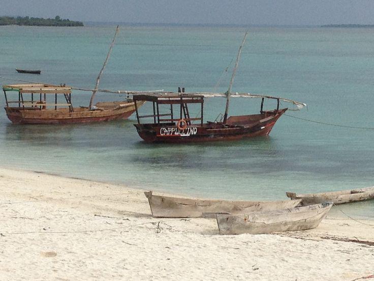 Boat zanzibar