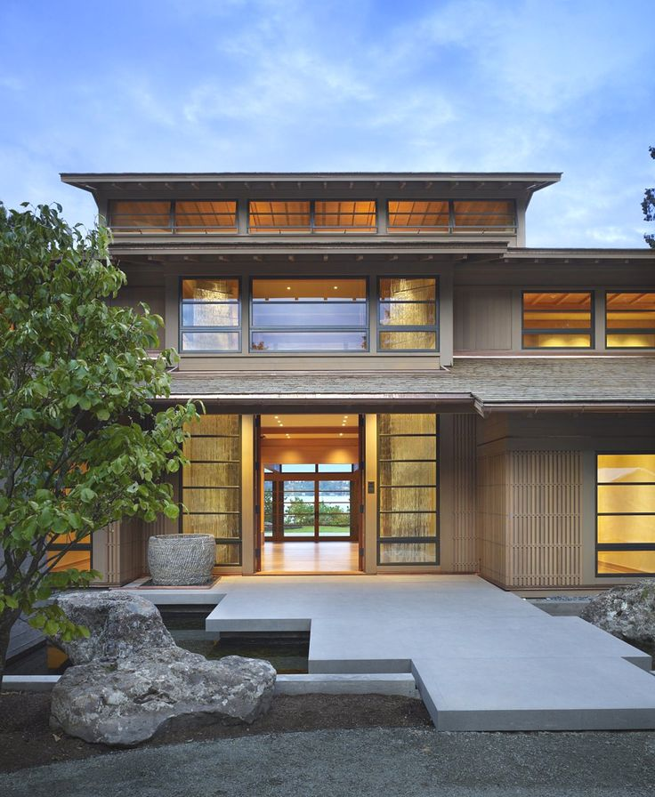 modern home styles designs. Natural Light Organizational Theme Lake House Design  Engawa by Sullivan Conard Architects Home Inspiration Best 25 Japanese style house ideas on Pinterest