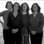 Quatre soeurs photographiées chaque année pendant 36 ans