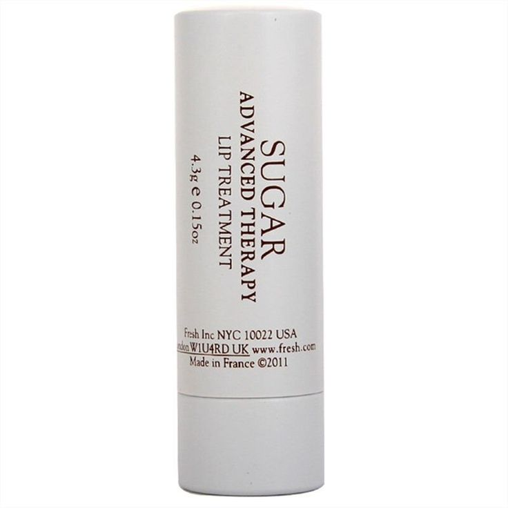 Fresh Sugar Lip Treatment Advanced Therapy, 0.15 Ounce. An efficacious anti-aging lip treatment. Formulated with sea fennel to fill in fine lines and wrinkles while defining lip area. Blended with antioxidant-rich orange extract for shielding action.