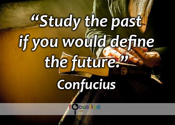 """""""Study the past if you would define the future."""" #quote #inspire #motivate #learn #understand #past #quotes"""