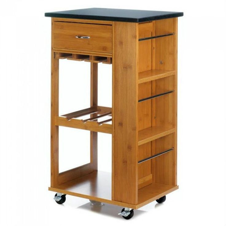Details About Rolling Kitchen Cart Marble Top Bamb Bamboo Cart Classpintag Details Dining Explore Hrefexp Rolling Kitchen Cart Kitchen Cart Kitchen Roll