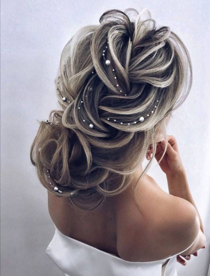 Long Hair Viner Pearl Hair Vine Pearl Headband Wedding headpiece Bridal Hair vine Bridal Jewelry Hair Jewelry Bridesmaide gift