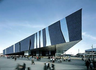 Edificio Fórum / Museu Blau, de Herzog & Meuron | Arquitectura en Barcelona