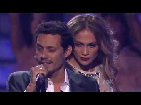 very sexy Jennifer Lopez Marc Anthony feat. J. Lo (American Idol S10E39 - YouTube.flv - YouTube