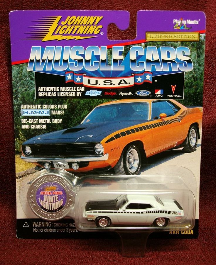 Best Johnny Lightning Diecast Cars Images On Pinterest