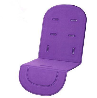 Stroller Mat,Baby Pushchair Cushion Seat Cover,Folding Stroller Chair Cushion Mat for Kids,Strollers Prams Mattress Thick Soft