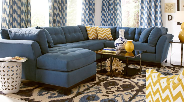 AffordableSectionalLiving Room Sets-Rooms To GoFurniture