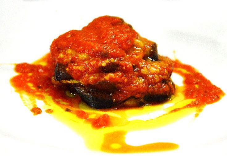 melanzane al sugo #ricettedisardegna #cucina #sarda #sardinia #recipe
