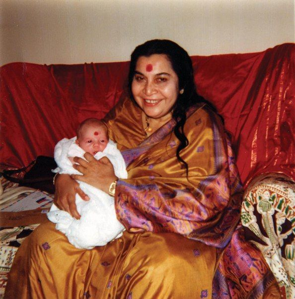 Image result for images of mataji nirmala devi