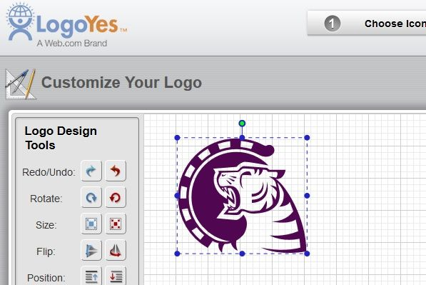 5 Useful Sites to Help You Design a Logo   >   LogoYes Logo Maker
