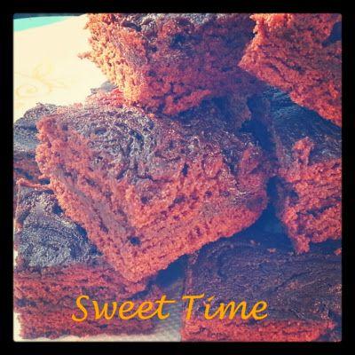Sweet Time: Brownies al caramello salato