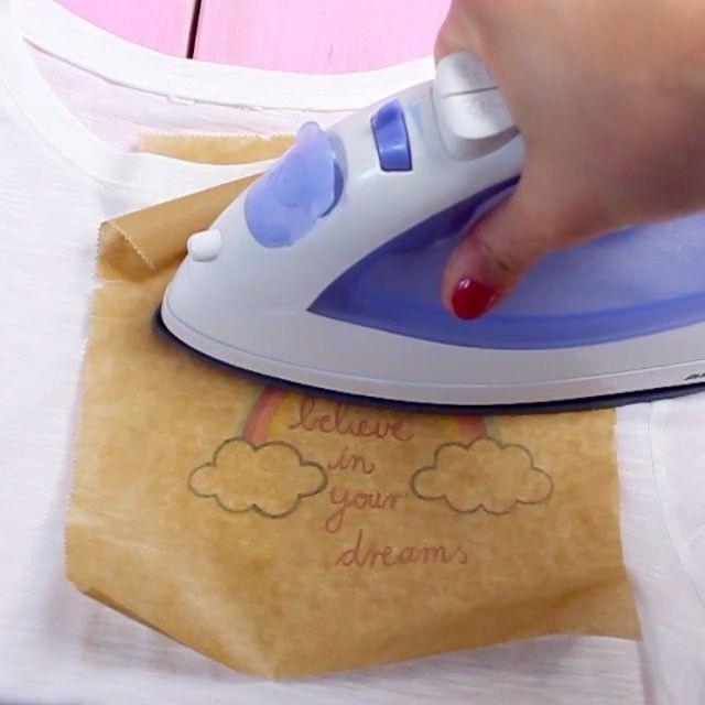 DIY Bügelbilder selber machen: Einfache & günstige Anleitung