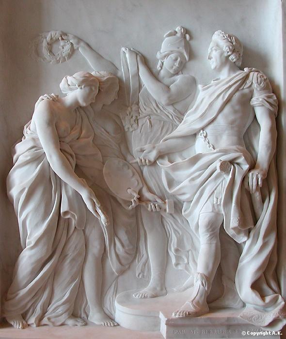 Louis XV, Versailles