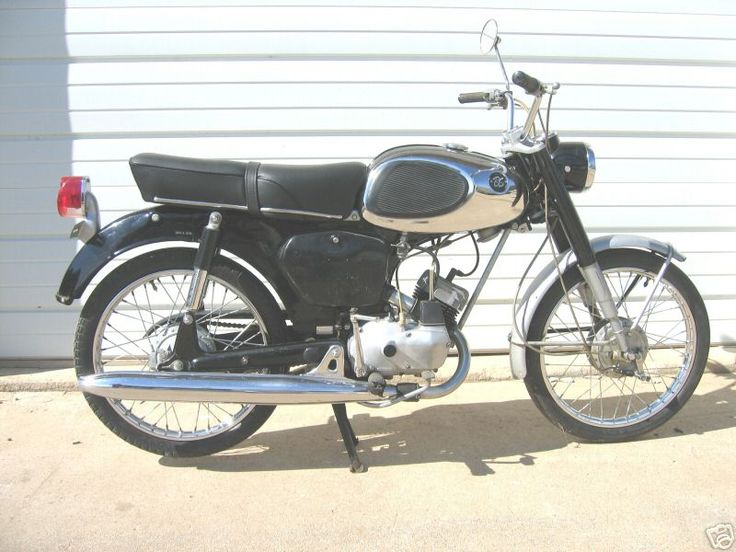 My first motorcycle was a Bridgestone 50cc. Anyone know of one for sale, would love to rebuild to classic status.....collector